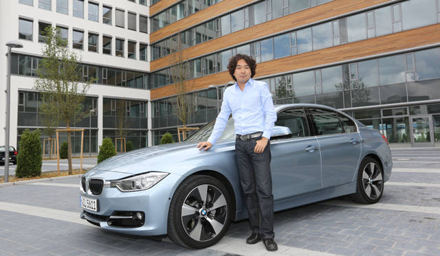 <strong>BMW ActiveHybrid 3|ビー・エム・ダブリュー アクティブ ハイブリッド 3</strong><br />島下泰久氏