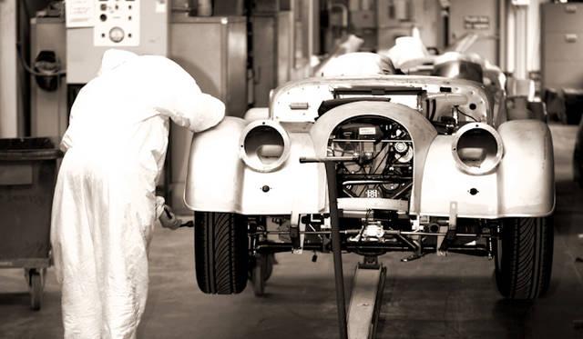 <strong>Morgan Motor Company|モーガン モーターカンパニー</strong>