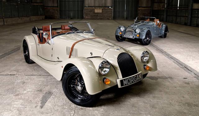 <strong>Morgan Plus4|モーガン プラス4</strong><br />1936年に製造がスタートした4/4のハイパワー版で トライアンフやフィアット ローバーなどのエンジンを搭載する