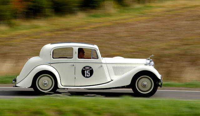 <strong>Jaguar SS2.5|ジャガー SS 2.5</strong><br />1935-1948年にかけて製造されたクーペ