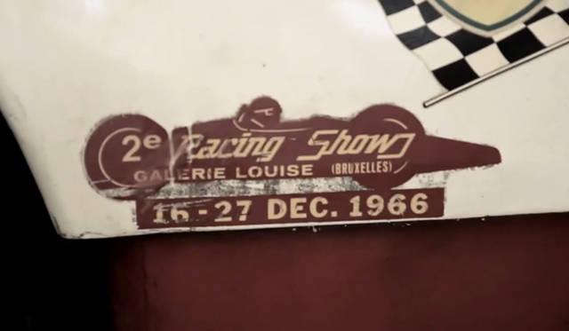 <strong>Porshce Museum Secrets|ポルシェ ミュージアム シークレッツ</strong> Ollon Villarsのレース用「906」