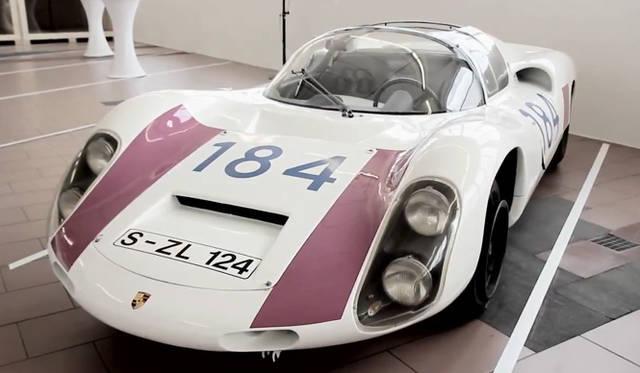 <strong>Porshce Museum Secrets|ポルシェ ミュージアム シークレッツ</strong> Targa Florioレース用「908」