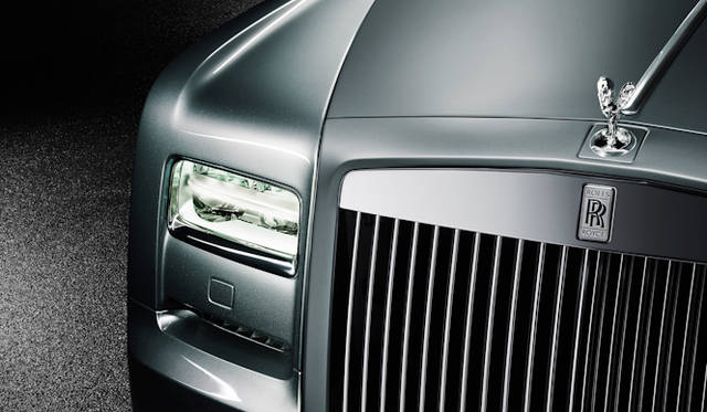 <strong>Rolls-Royce Phantom Coupe Aviator Collection|<br />ロールス・ロイス ファントム クーペ アビエーター コレクション</strong>