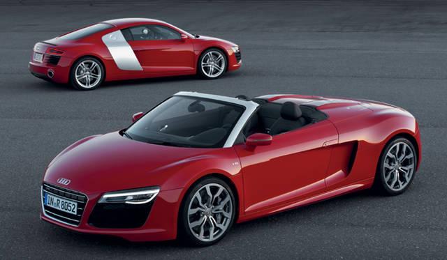 <strong>Audi R8 Spyder|アウディ R8 スパイダー</strong>