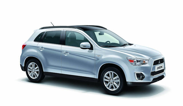 <strong>MITSUBISHI ASX|三菱 ASX</strong>