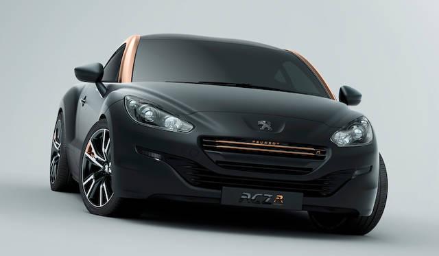 <strong>Peugeot RCZ R|プジョー RCZ R</strong>