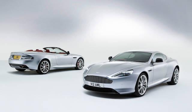 <strong>Aston Martin DB9|アストンマーティン DB9</strong>