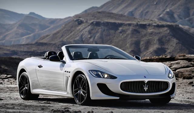 <strong>Maserati GranCabrio MC|マセラティ グランカブリオ MC</strong>
