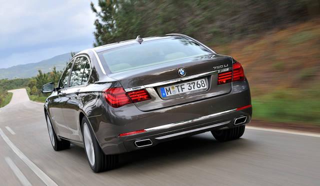 <strong>BMW 7 series|BMW 7シリーズ</strong> BMW 750Li