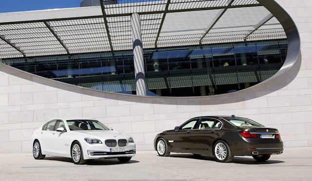 <strong>BMW 7 series|BMW 7シリーズ</strong> BMW 750Li & BMW 750d