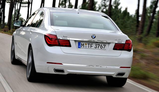 <strong>BMW 7 series|BMW 7シリーズ</strong> BMW 750d