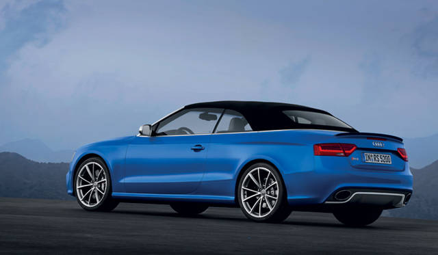 <strong>Audi RS5 Cabriolet|アウディRS5 カブリオレ</strong>