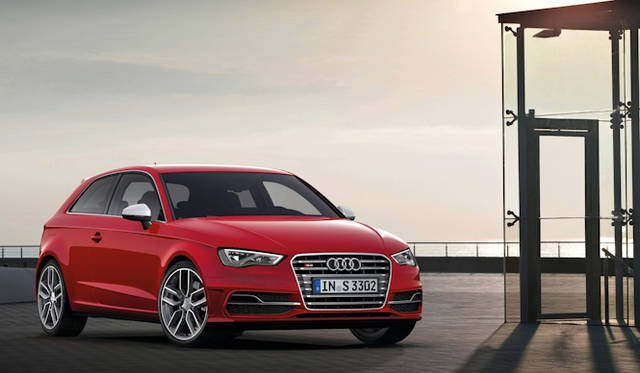<strong>Audi S3|アウディ S3</strong>