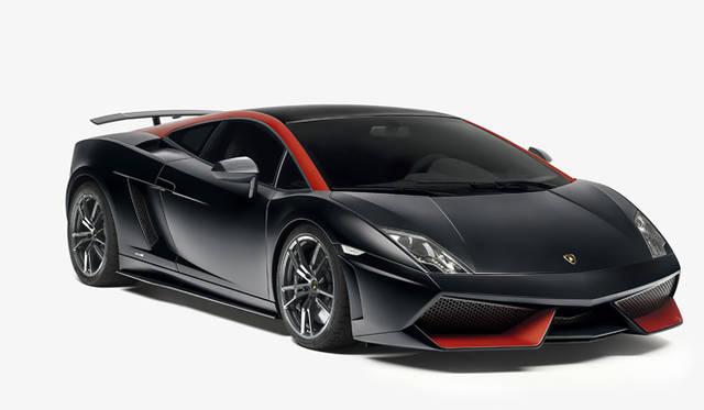 <strong>Lamborghini Gallardo LP 570-4 Edizione Tecnica LP 570-4 エディツィオーネ・テクニカ</strong>