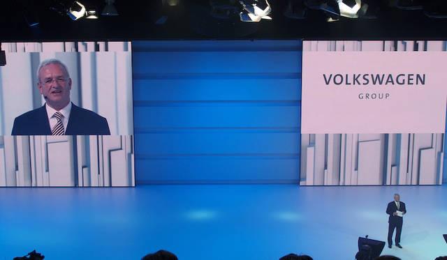 <strong>Volkswagen Group Night|フォルクスワーゲン グループ ナイト</strong><br />マルティン・ヴィンターコルン氏