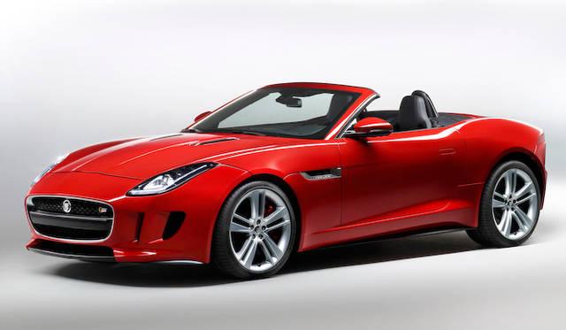 <strong>Jaguar F-Type V8 S|ジャガー Fタイプ V8 S</strong>