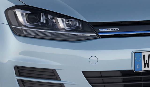 <strong>Volkswagen Golf Blue Motion フォルクスワーゲン ゴルフ ブルーモーション</strong>