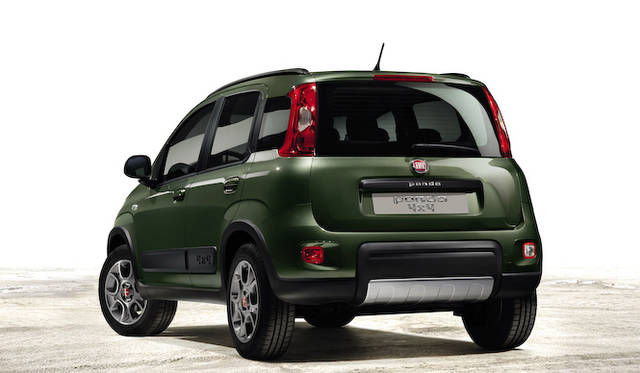 <strong>Fiat Panda 4x4|フィアット パンダ 4x4</strong>