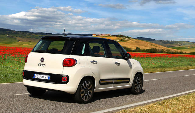 <strong>Fiat 500L|フィアット 500L(チンクエチェントL)</strong>