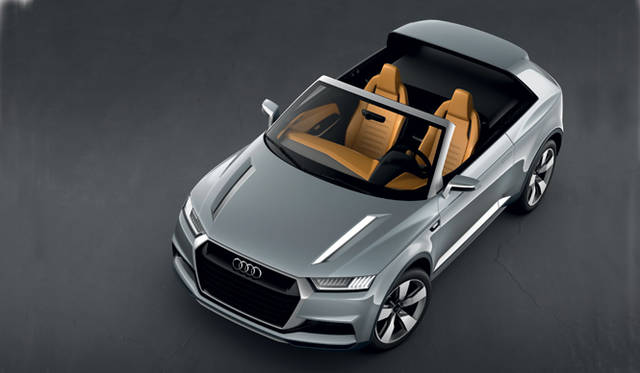 <strong>Audi crosslane coup&eacute;|アウディ クロスレーン クーペ</strong><br />ルーフトップは取り外し可能