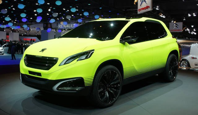 """<strong>Peugeot 2008