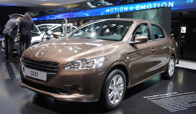 """<strong>Peugeot 301