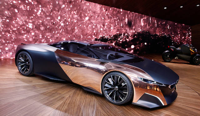 """<strong>Peugeot ONYX