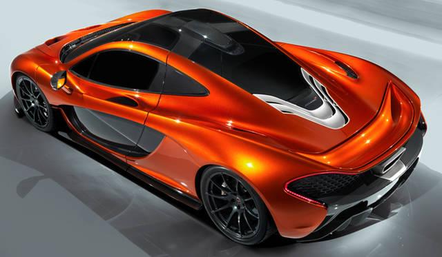 <strong>McLaren P1|マクラーレン P1</strong>