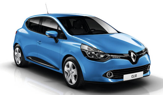 <strong>Renault Clio(Lutecia)|ルノー ルーテシア(クリオ)</strong>