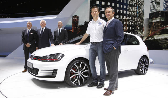 <strong>Volkswagen Golf フォルクスワーゲン ゴルフ</strong>