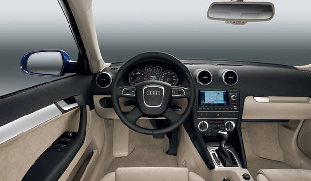 <strong>Audi A3 Sportback|アウディ A3スポーツバック</strong> Photographs by Audi