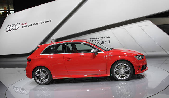 """<strong><a href=""""/article/15589"""" class=""""link12lh15blue"""" Title=""""A3シリーズの頂点を極める新型S3