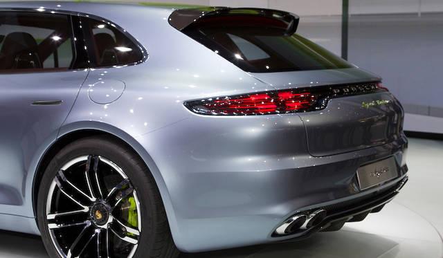 <strong>Porsche Panamera Sport Tourismo ポルシェ パナメーラ スポーツ ツーリズモ</strong>