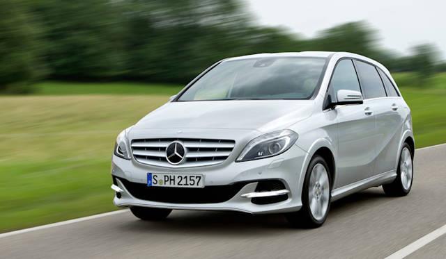 <strong>Mercedes-Benz B200 Ntural Gas Drive メルセデス・ベンツ B200 ナチュラルガスドライブ</strong>