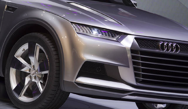<strong>Audi crosslane coupe|アウディ クロスレーン クーペ</strong>