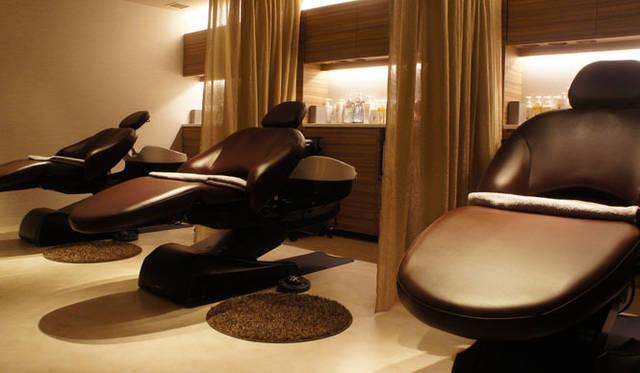 サロン「BeautyApothecary spa by uka」 ヘッドスパはこちらで