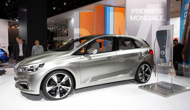 <strong>BMW Active Tourer|ビー・エム・ダブリュー アクティブ ツアラー</strong>