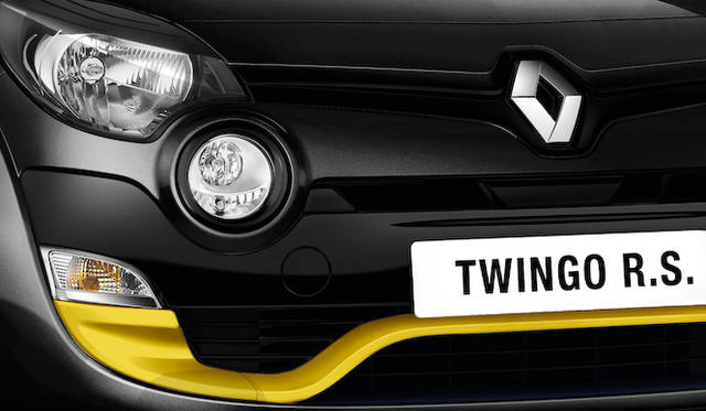 <strong>Renault Twingo R.S. Redbull Racing RB7|トゥインゴ R.S. レッドブル・レーシング RB7</strong>