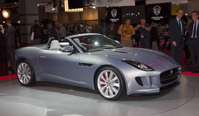 <strong>Jaguar F-Type|ジャガー Fタイプ</strong>