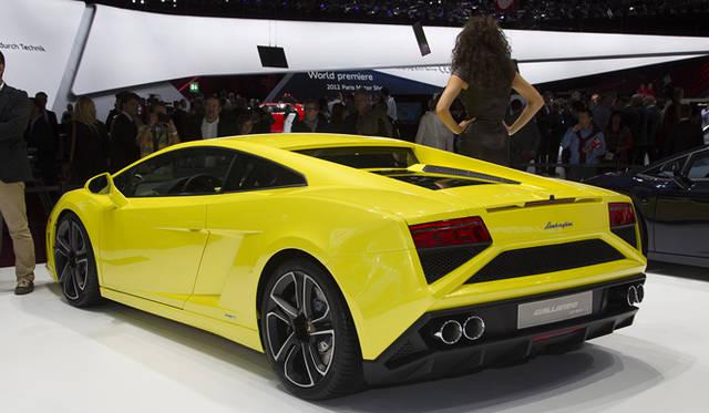 <strong>Lamborghini Gallardo LP560-4|ランボルギーニ ガヤルド LP560-4</strong>