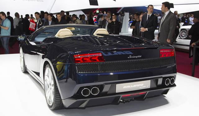 <strong>Lamborghini Gallardo LP 570-4 Spider Performante|<br />ランボルギーニ ガヤルド LP 570-4 スパイダー ペルフォルマンテ</strong>