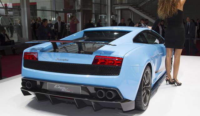 <strong>Lamborghini Gallardo LP 570-4 Superleggera|<br />ランボルギーニ ガヤルド LP 570-4 スーパーレジェーラ</strong>