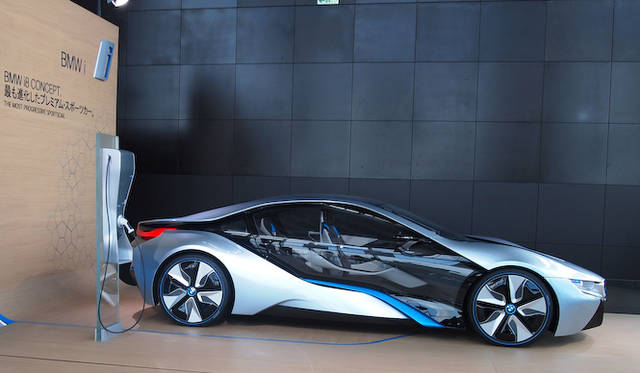 <strong>BMW i8 Concept|ビー・エム・ダブリュー i8 コンセプト</strong>