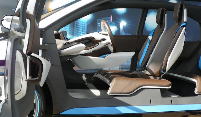<strong>BMW i3 Concept|ビー・エム・ダブリュー i3 コンセプト</strong>