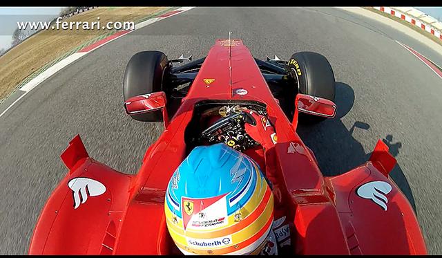 <strong>Ferrari F2012 フェラーリ F2012</strong>