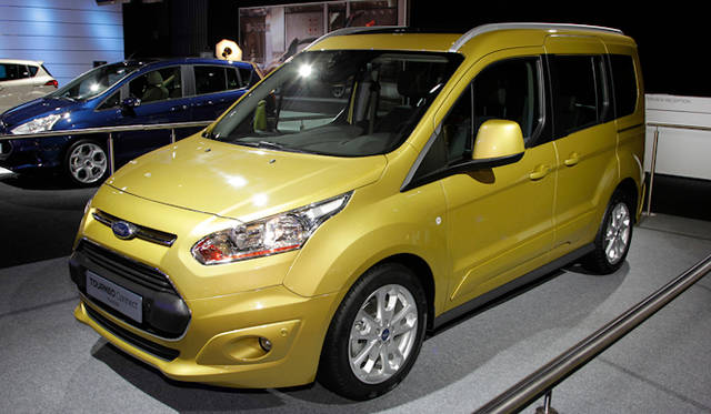 <strong>Ford Tourneo Concept|フォード トルネオ コンセプト</strong>