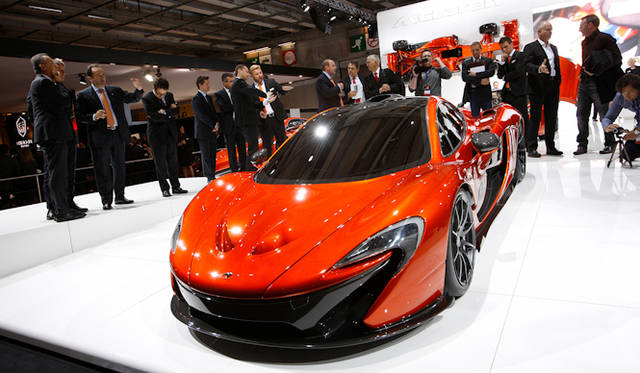 "<strong><a href=""/article/15624"" class=""link12lh15blue"" Title=""マクラーレン「P1」がワールドプレミア