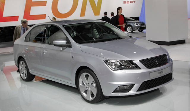 <strong>Seat Toledo|セアト トレド</strong>