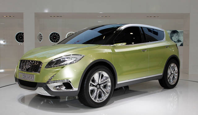 <strong>Suzuki S-Cross|スズキ エスクロス</strong>