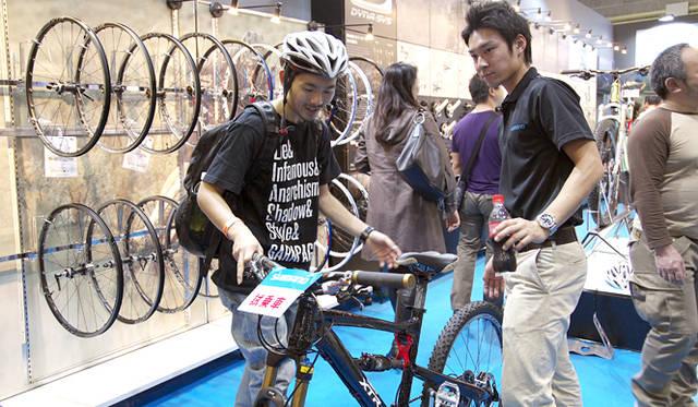 <strong>サイクルモードインターナショナル2012</strong> 初心者から高いスキルを持つサイクリストまでが存分に満喫できるイベントが目白押し